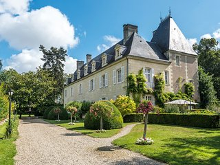 9 bedroom Chateau in Néman, Centre, France : ref 5049816