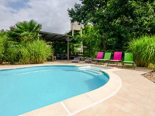 Menesterol Villa Sleeps 26 with Pool and Air Con - 5049637