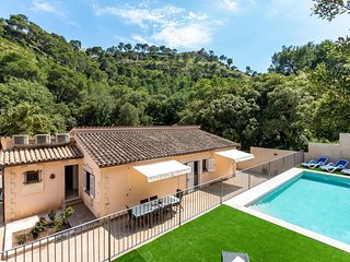 3 bedroom Villa in Cala San Vicente, Balearic Islands, Spain : ref 5506256