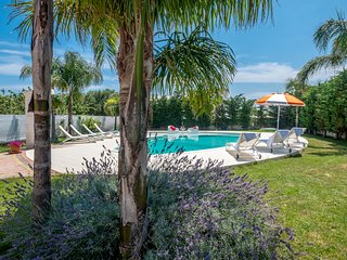 Pantanagianni-Pezze Morelli Villa Sleeps 8 with Pool and Air Con - 5490191