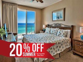20% OFF Summer! GULF VIEW DLX Condo*Seascape Resort Pool/Spa +FREE VIP Perks!