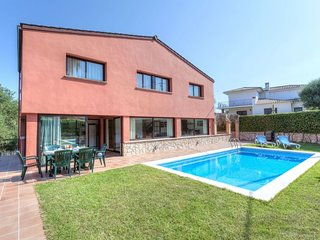 4 bedroom Villa in Les Bateries, Catalonia, Spain : ref 5043936