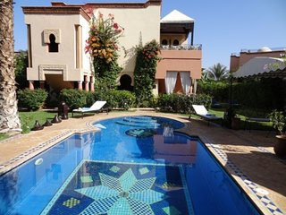 Marrakech Holiday Villa BL***********