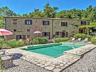 Monte Santa Maria Tiberina Holiday Villa 10782