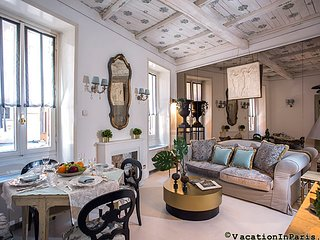 Heavenly Rome Two Bedroom - ID# 374
