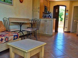 Comunione Calarossa VII apartment in Canneddi with WiFi, private parking & priva