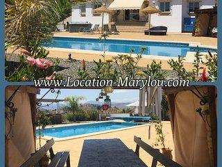 Mary Lou, villa en Andalousie