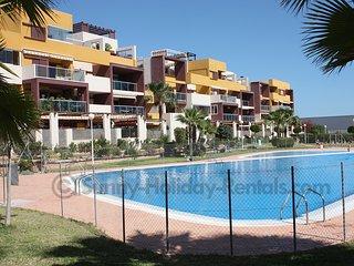 Budget apartment to rent in El Bosque-Playa Flamenca, 2 bedrooms, 1 bathroom, 4p