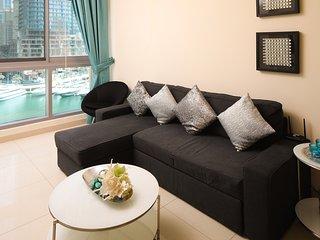 Incredible 1 Bedroom short term rental By Marina Waters