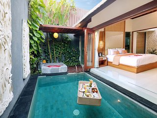 1 Bedroom Private Pool Villa in Legian Bali