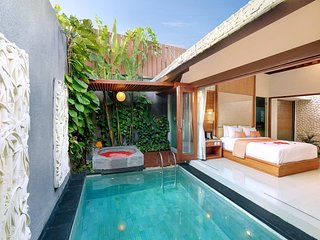 Romantic 1 Bedroom Villa in Legian Bali