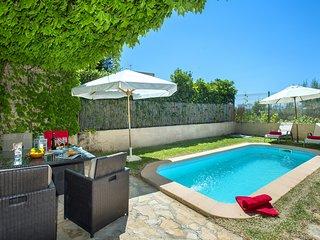 Preciosa Villa Es Clos con vistas inmejorables