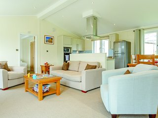 Marple Lodge 3, Hawkchurch Resort & Spa located in Axminster, Devon