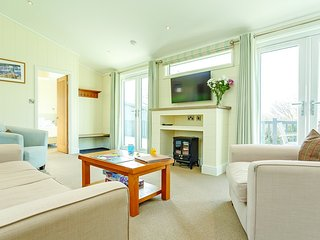 Marple Lodge 1, Hawkchurch Resort & Spa located in Axminster, Devon
