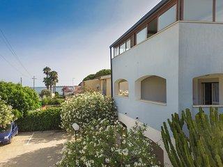 Appartamento vista mare in splendida Villa