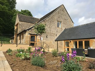 Luxury Cotswold Barn Conversion, located near Stow-on-the-Wold