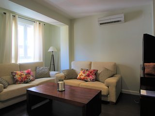 Apartamento acogedor para unas vacaciones inolvidables en el centro de Alicante