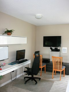 Gaming Area w/ office