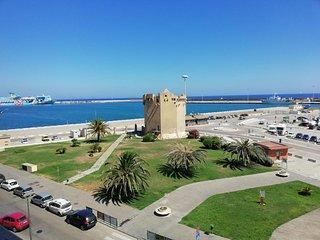 Attico vista mare 4 posti letto Porto torres