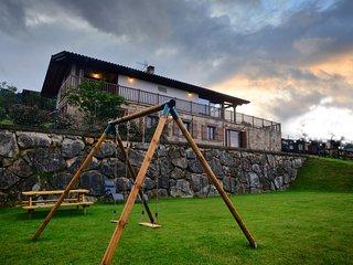 Angiz II, Apartamento rural con encanto en Sunbilla con excelentes vistas