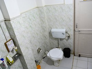 Neat, clean and hygienic indo-western style toilets are available for use by the guests.