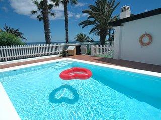 Villa in Fantastic Front Line Location in Costa Teguise LVC196752