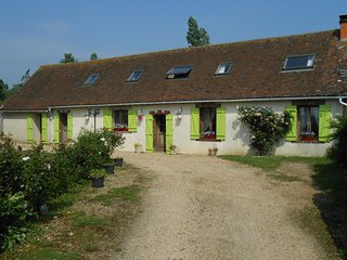Chambres d'hotes cote jardin