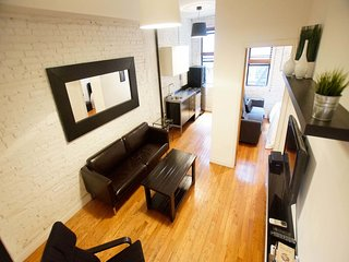 3 Bedroom Furnished & Spacious Loft, Soho