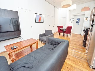 4 Bedroom Spacious Loft, SoHo