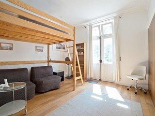 Studio St Germain with Terrace