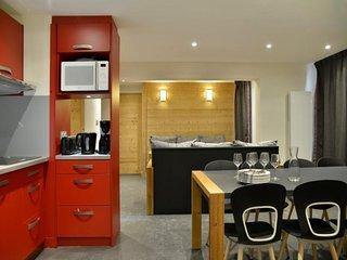 Appartement 4 pièces dans une station familiale au pied des pistes