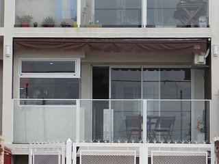 Apartment Mar del Plata in front of the sea. For 4 or 5 people
