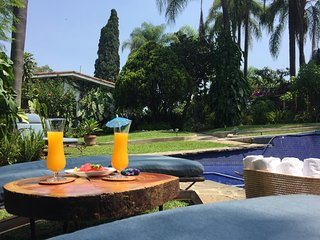 Villa Escondida-Your Private Mexican House w/ Trop