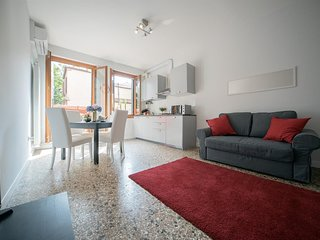 Apartment 85 m from the center of Venice with Internet, Air conditioning, Washin