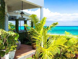 Villa North Winds - Orange Hill - Oceanfront