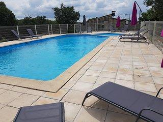 Gite de charme en Cevennes 15 personnes avec piscine et SPA