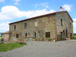 Casavacanze Pergolino del XVIII secolo ristrutturata