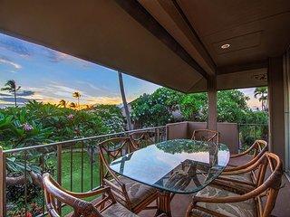 Maui Eldorado B206 - Large Corner 2 bedroom with Custom Upgrades!