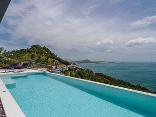 Luxury Sky Dream Villa & Loft with panoramic Sea View