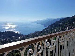 ILA0147 Un Balcone tra Cielo e Mare - Ruta di Camogli - Liguria