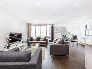 143. BEAUTIFUL 2BR FITZROVAI FLAT WITH PRIVATE TERRACE