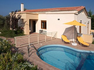 3 bedroom Villa in Pigi, Crete, Greece : ref 5248639