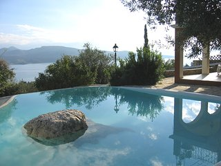 2 bedroom Villa in Lygia, Ionian Islands, Greece : ref 5248610