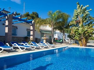4 bedroom Villa in Nerja, Andalusia, Spain : ref 5455203