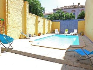 4 bedroom Villa in Sainte-Valiere, Occitania, France : ref 5248776