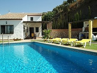 3 bedroom Villa in Frigiliana, Andalusia, Spain : ref 5455036
