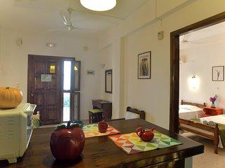 Captain's Apartments in Barbati Corfu