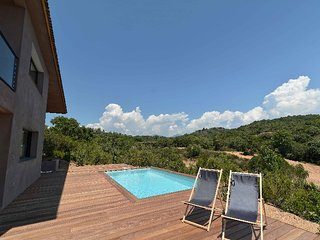 6 bedroom Villa in Les Hameaux de Porticcio, Corsica, France : ref 5248857