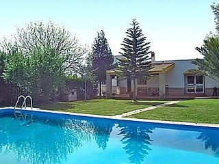 3 bedroom Villa in Seville, Andalusia, Spain : ref 5455082