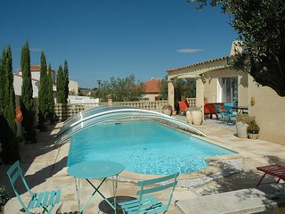 3 bedroom Villa in Fitou, Occitania, France : ref 5248772